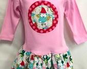 Girl's Christmas Dres...