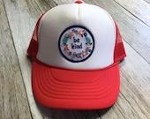 Kids Youth Trucker Hat - ...