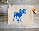 "Clutch Bag - ""Moose"""