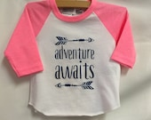 Girls Infant Raglan Shirt...