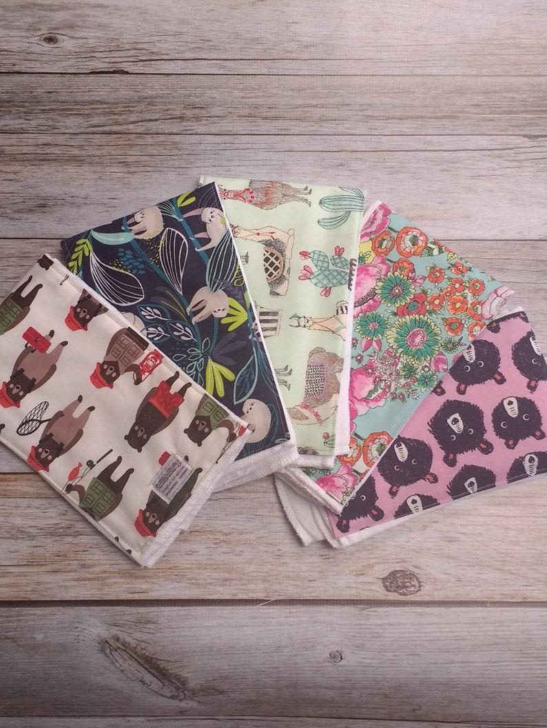 Baby Burp Cloth image 0