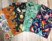 Diaper Pod to Match your Bib, Blanket, etc - Custom Dia...