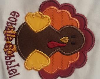 Thanksgiving children's tee, Turkey tee, turkey shirt, kids turkey shirt, kids turkey shirt, thanksgiving shirt, fall shirt, kids fall shirt