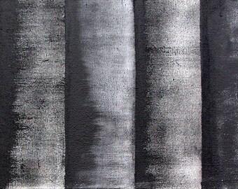 Flow of Time no.1 - original abstract painting by Jan Karpíšek