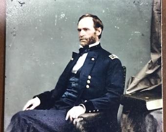 Civil War General William T Sherman C038NP