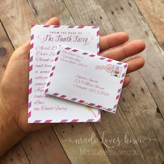 photograph regarding Free Printable Tooth Fairy Letter and Envelope referred to as Tailored Lady Teeth Fairy Letter Package, Printable Initially Misplaced Tooth Notice Fixed Envelope Template PDF Reward Playing cards Against Electronic Obtain Crimson No