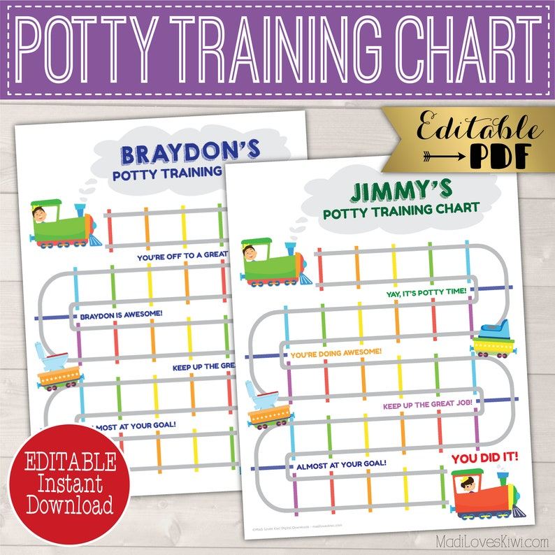 image about Potty Training Charts Printable titled Prepare Potty Doing exercises Chart Printable, Do it yourself Potty Exercising Profit for Boys, Little one Lavatory Sticker Observe, Preschooler Schedule Prompt Down load