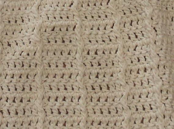 White Hot Summer Halter Top Crochet Pattern