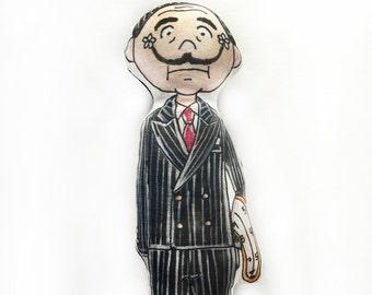 Salvador Dali muñeca