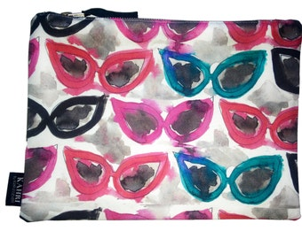 Cateye Sunglasses Pouch