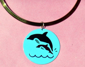 Dolphin Rush Necklace