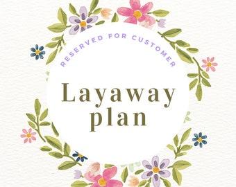 Layaway for Jen - Daisy, pink flamingo, rainbow flamingo, mushroom, bee
