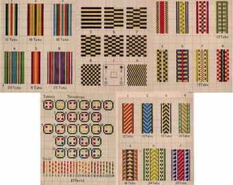 Inkle weaving book | Etsy