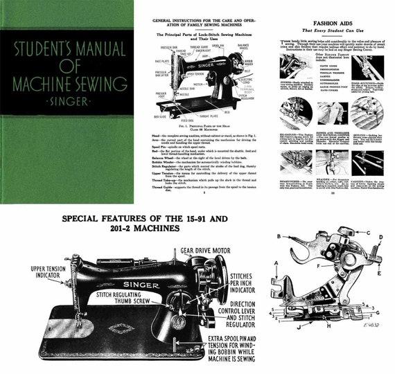 1939 Singer Student Featherlight Vintage Nähmaschine | Etsy