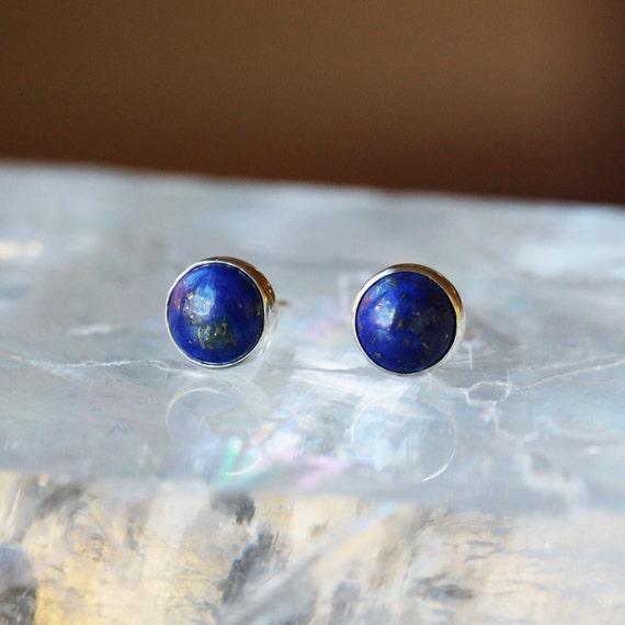 Nathis Rainbow Moonstone Gemstone Studs Earring