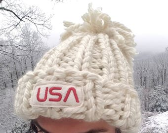 979e727ba25 My Winter Hat Inspired by Olympic Snowboarder Chloe Kim
