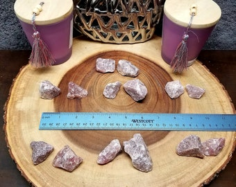 2 Pack RED AVENTURINE --- Rough / Natural / Raw --- Medium / Large Size --- Grade A