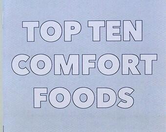 Top Ten Comfort Foods