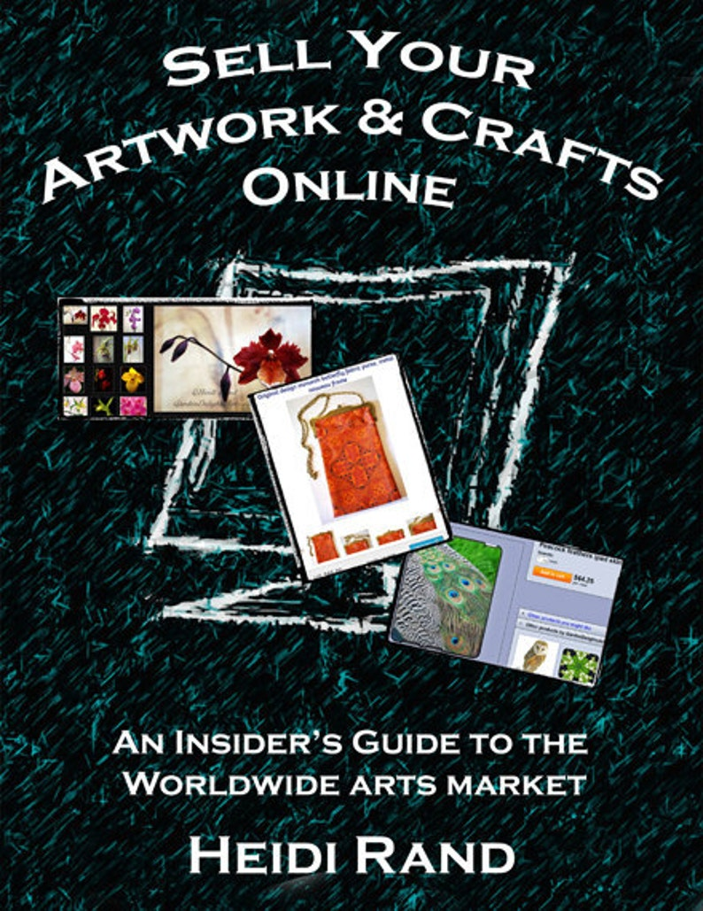 Sell Your Artwork & Crafts Online ebook image 1