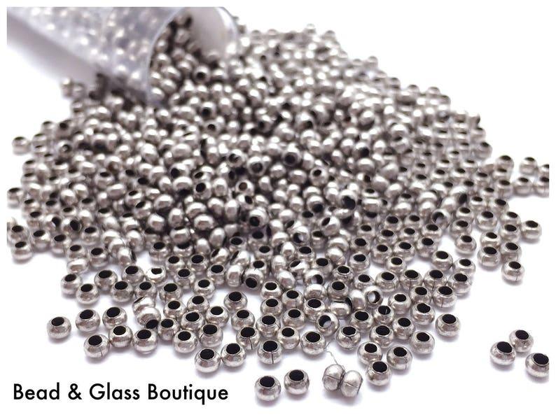 c85b1edc227f Heavy Metal Seed Bead approximately 50 grams in 6tube