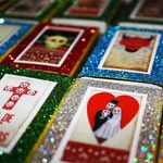 Day of the Dead Wedding Favors - Set of 25 - Matchbox Candy Boxes Chicklets Halloween Gifts