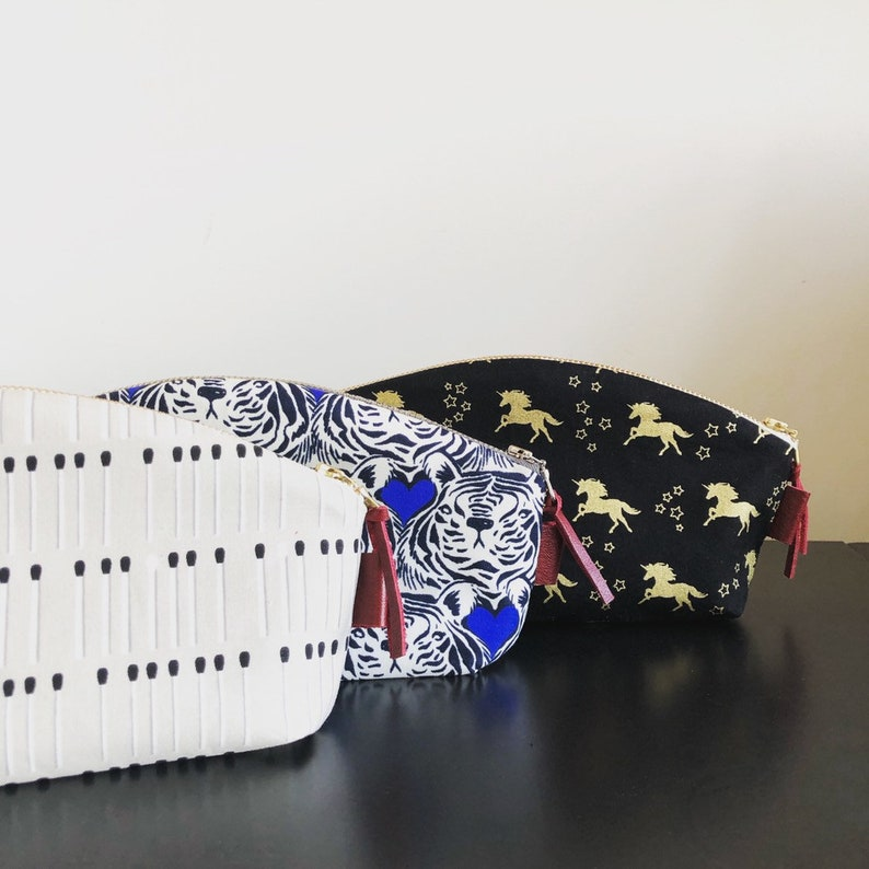Crouching tiger hidden essentials large zipper pouch