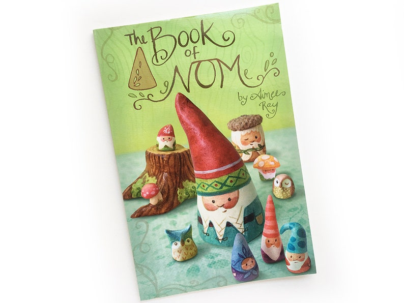 The Book of NOM art book PDF Download by Aimee Ray Gnomes image 0