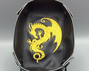 Baroque Punk Dragon - Valet Tray