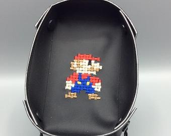 Pixel Mario - Valet Tray