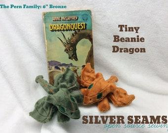 Tiny Beanie Dragons