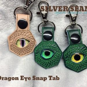 Eye of the Dragon Snap Tab