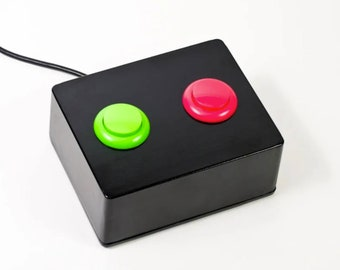 Dual Button (with 2.5mm Jack)