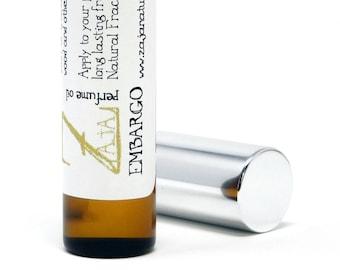 Embargo Perfume Oil by ZAJA Natural