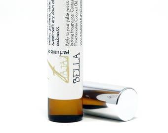Bella Perfume Oil by ZAJA Natural