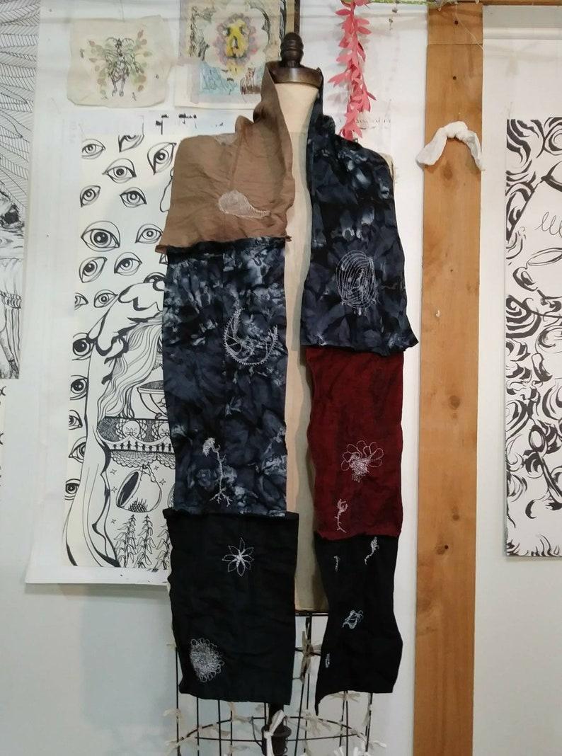 Thread charms scarf image 0
