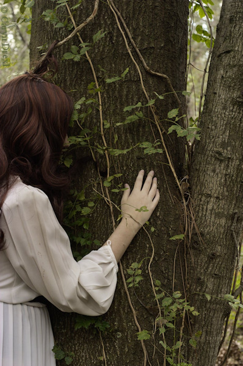A Life Entwined 2  Fine Art Photo Print Nature Image Girl image 0