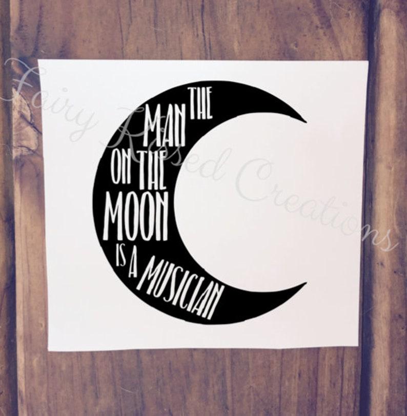 Widespread Panic Sticker Custom Vinyl Decal // Porch Song // image 0