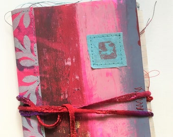 Double-Sided Art Journal