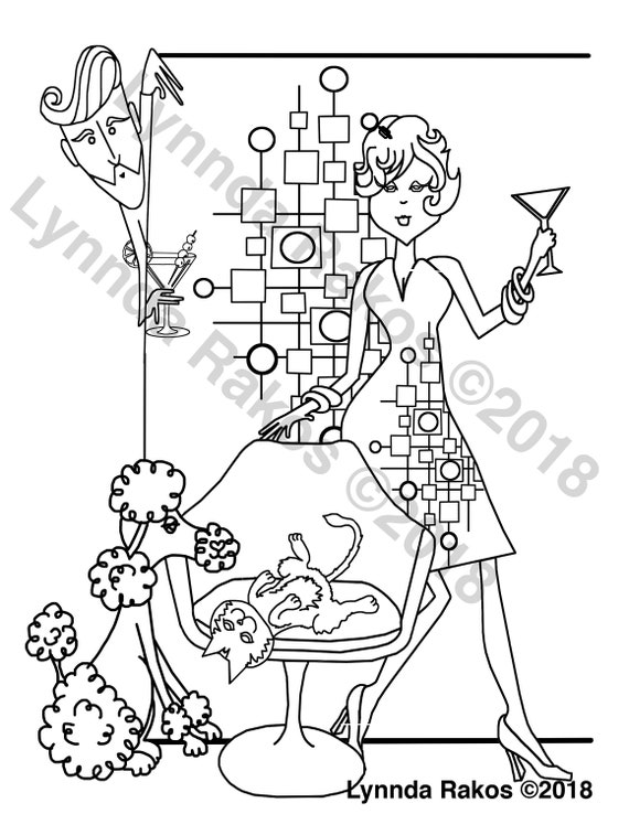 picture about Look and Find Printable named MCM fast obtain Coloring Web site, colouring sheet printable coloring, print and coloration do it yourself printable downloadable, Present for Her