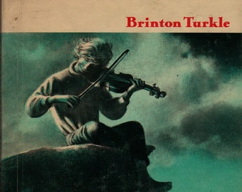 The Fiddler Of High Lonesome + Brinton Turkle + 1969 + Vintage Kids Book