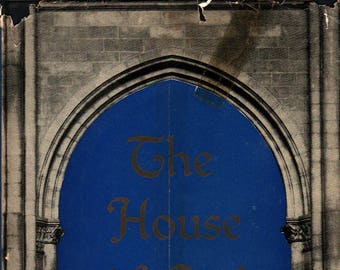 The House of God * Desider Holisher * 1946 * Vintage Religious Book