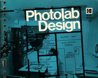 Photolab Design + 1974 + Vintage Guide Book