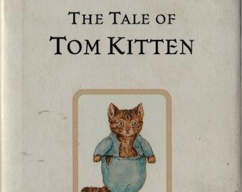 The Tale of Tom Kitten * Beatrix Potter * Frederick Warne * 2002 * Vintage Kids Book