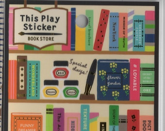 Mind Wave * This Play Sticker * Book Store * Japanese Stationery