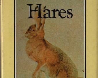 Hares + D. Wyn Hughes, editor + Congdon & Lattes + 1981 + Vintage Book