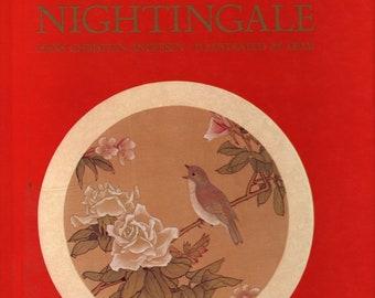 The Nightingale * Hans Christian Andersen * Demi * Harcourt Brace Jovanovich * 1985 * Vintage Kids Book