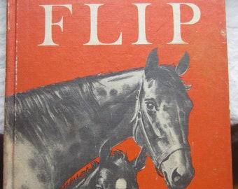 Flip * I'm Tired of Lions * Wesley Dennis & Zenya Gay * Dandelion Library * 1966 * Vintage Kids Book