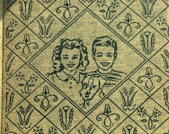 The Bobbsey Twins Toy Shop * Laura Lee Hope * Grosset & Dunlap * 1948 * Vintage Kids Book