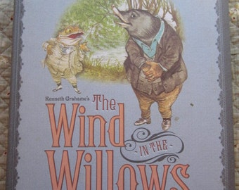 The Wind in the Willows * Kenneth Grahame * Eric Kincaid * World Publications Group * 2012 * Vintage Kids Book