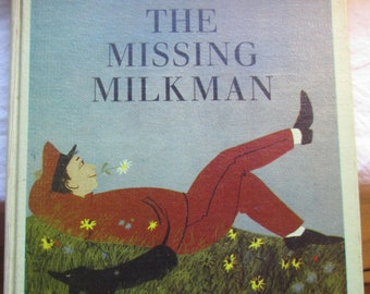 The Missing Milkman * Roger Duvoisin * Alfred A. Knopf * 1967 * Vintage Kids Book